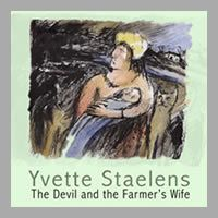 Roots Quartet and Yvette Staelens recordings